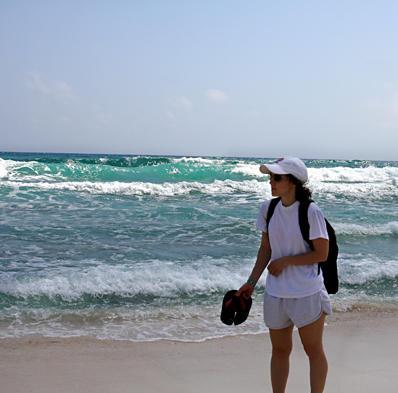 Tourist adventure