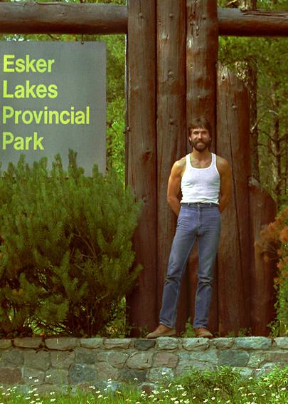 Esker Lakes Provincial Parck / Ontario 1979