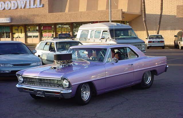 1967 Nova pure power<br> Friday Night Car Show