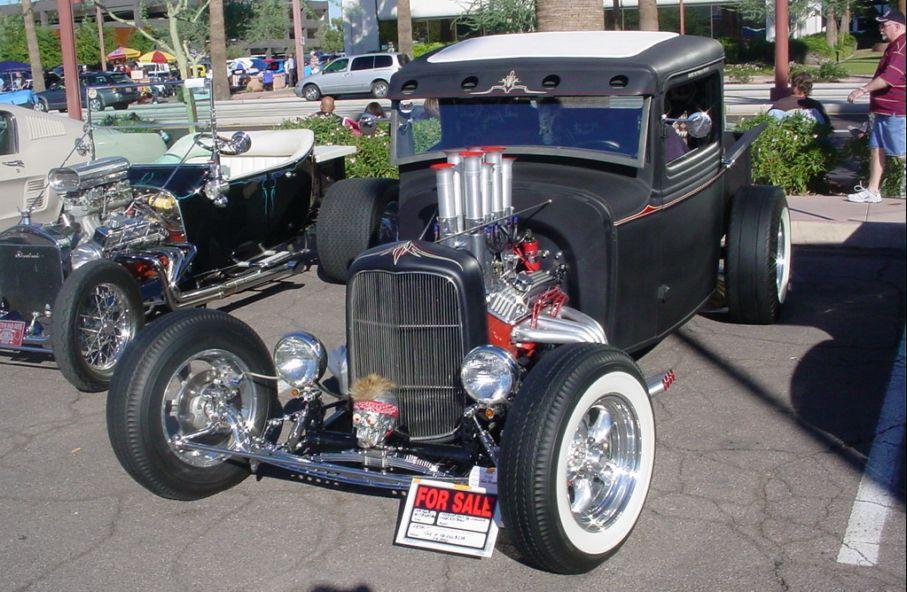 Tee Bucket Roadster
