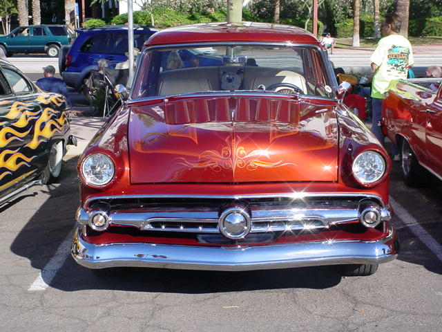 Ford lead sled