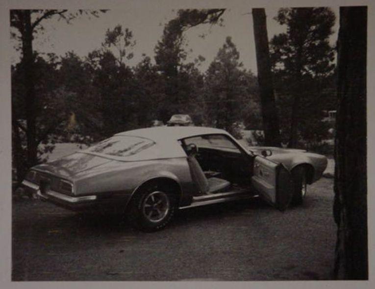 my 1970 Firebird <BR>formula 400
