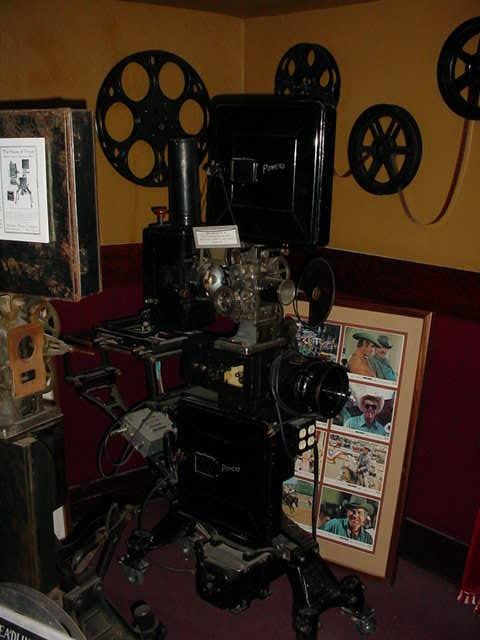 antique movie projector Jerome Arizona