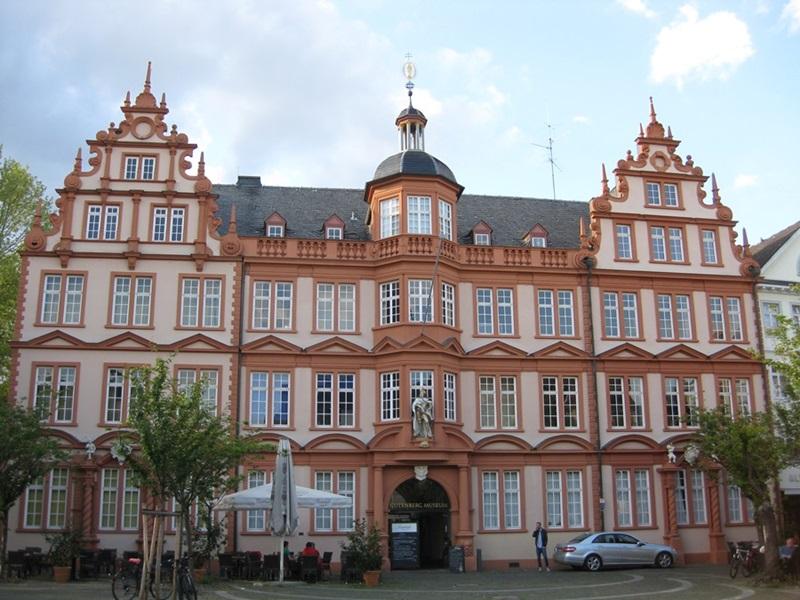 Mainz. Gutenberg Museum