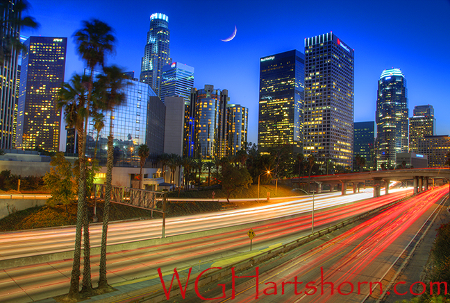 Freeways of Los Angeles