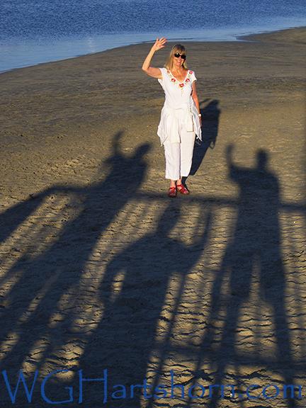 Shadows with Charlene