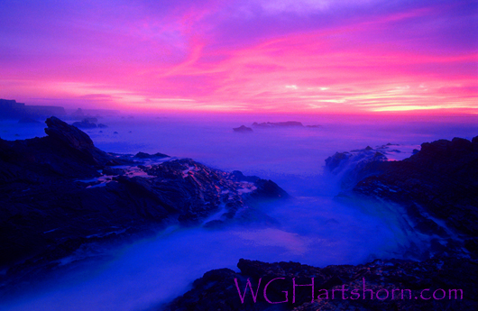 Ethereal Seascape 2