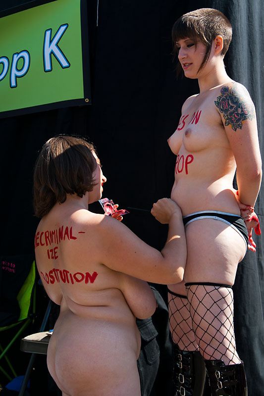 California - San Francisco - Folsom Street Fair 2008