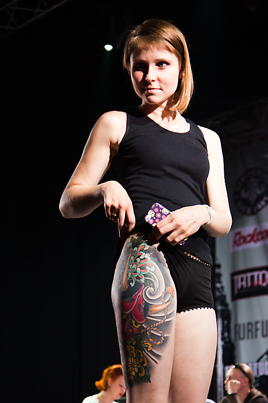 Russia - Moscow - 2013 International Tattoo Convention