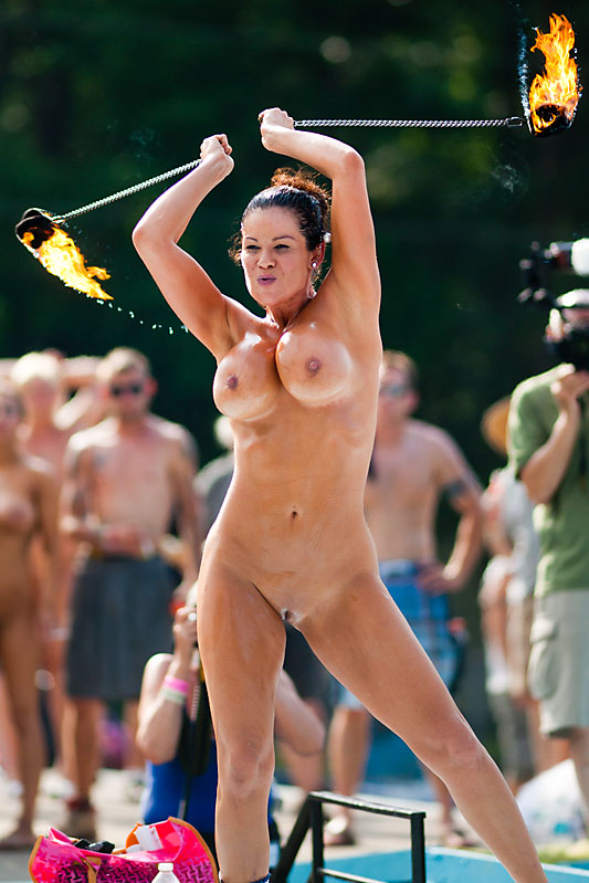Indiana - Nudes A Poppin 2013 - Jaded Dawn