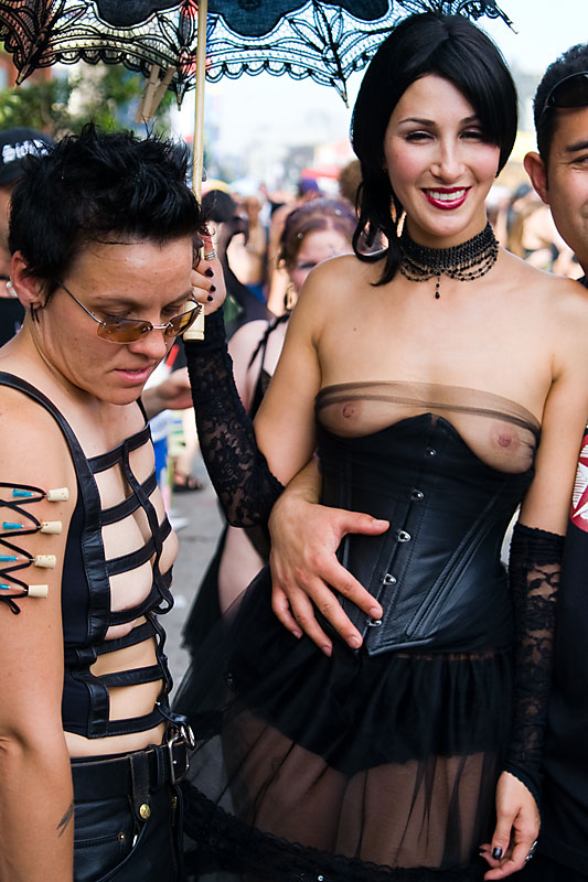 California - San Francisco - Folsom Street Fair 2005