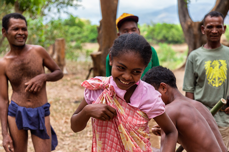 Aeta traditional dance