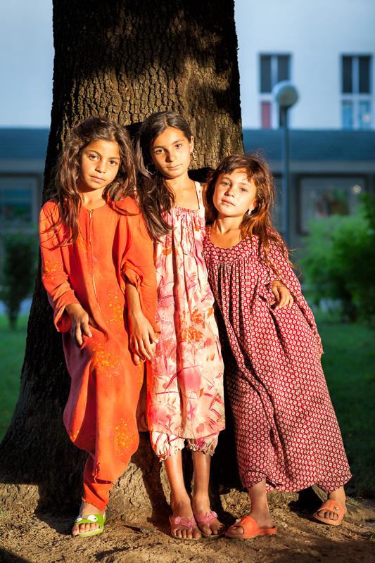 Three lulis - Dushanbe