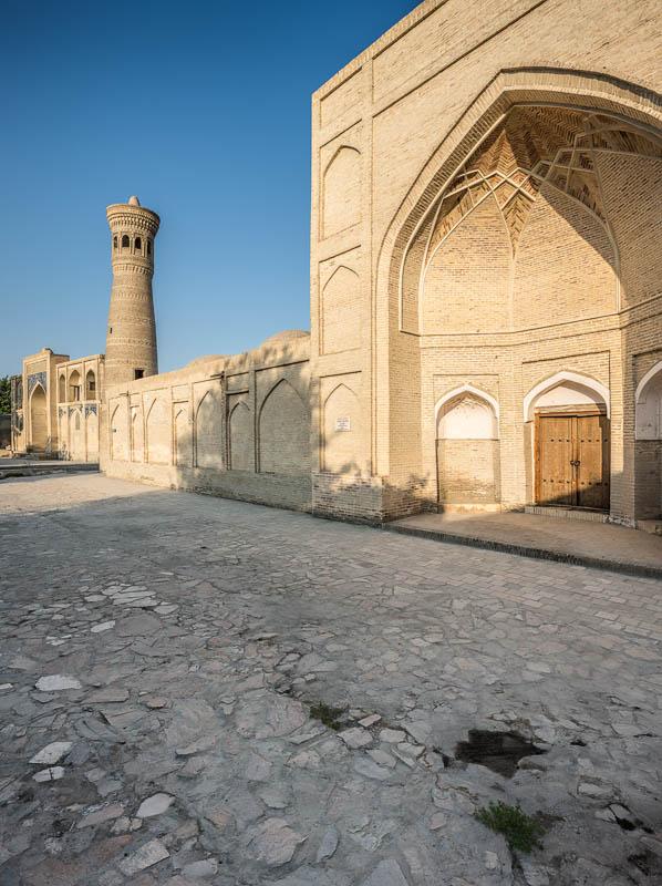 Xoja Kalon Mosque - Uzbekistan