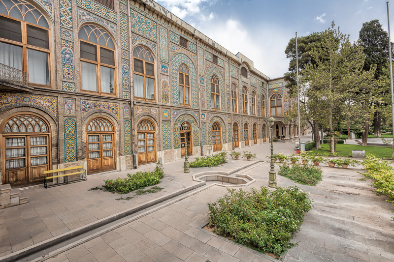 Golestan Palace - Tehran