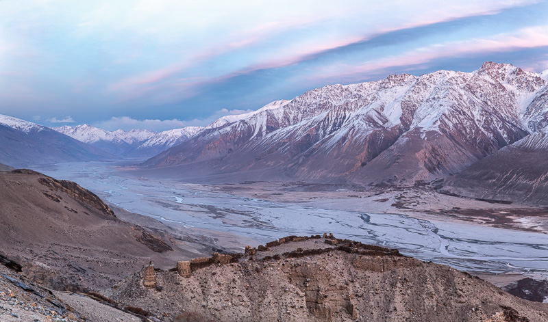 Yamchun Fort - Wakhan Valley