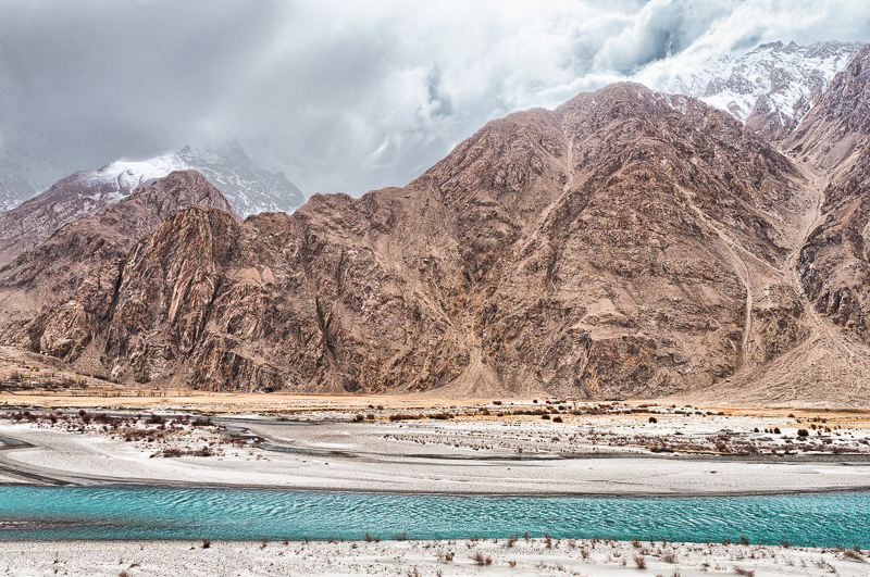 Pamir mountains - Badakhshan