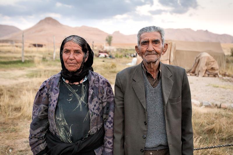 Woman and Man - Aghdash