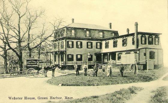 Webster House - Green Harbor