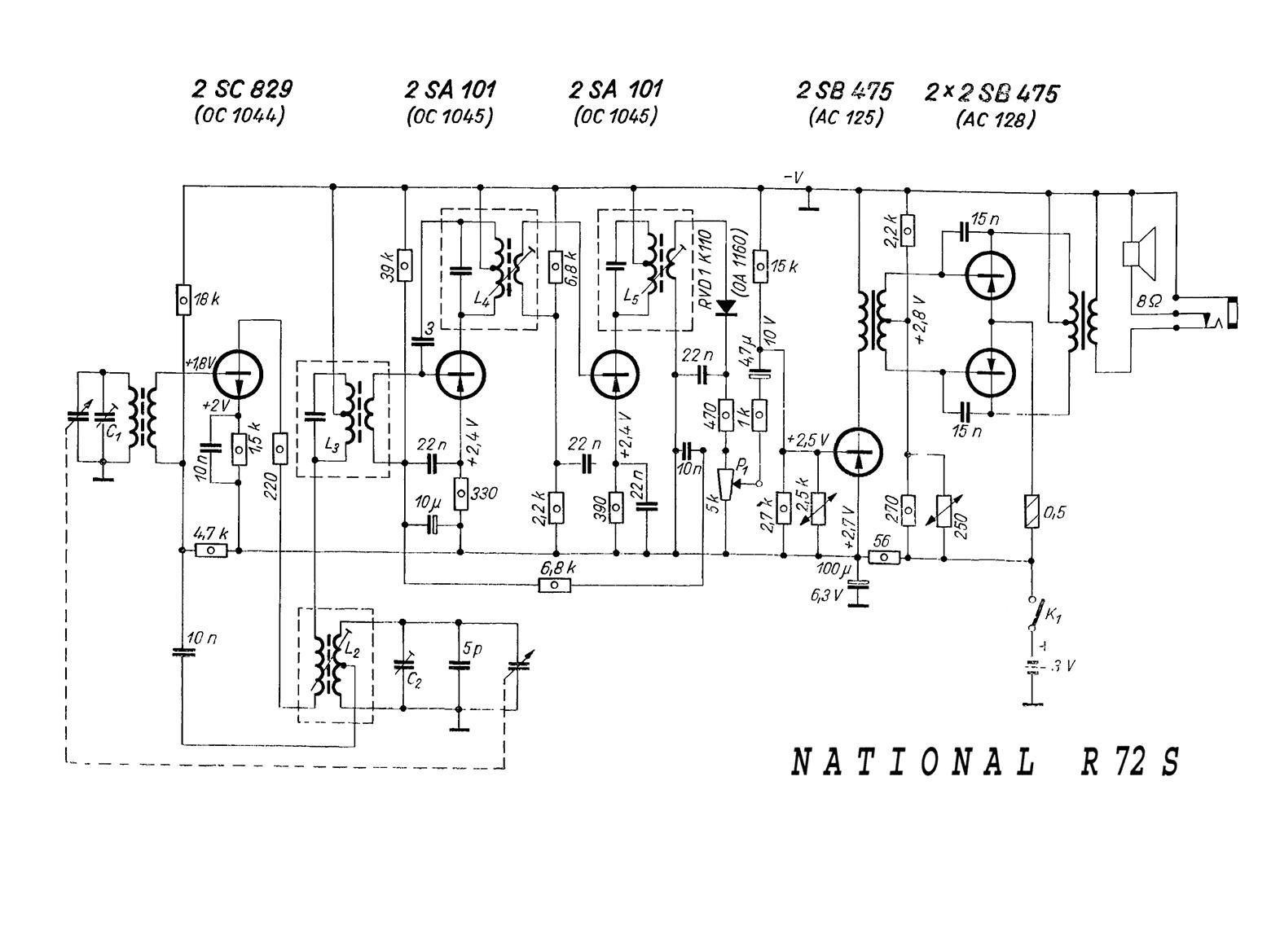 antique radio forums u2022 view topic help service manual schematic rh antiqueradios com panasonic sx5 schematic diagram panasonic schematic diagram tc-14la2