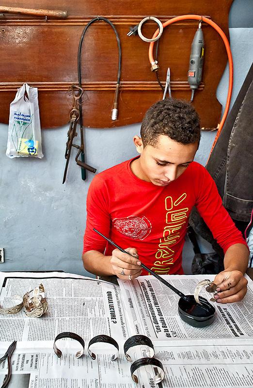 Jewelry Workshop - Journeyman