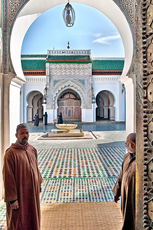 Medina of Fez - The University of Al-Karaouine