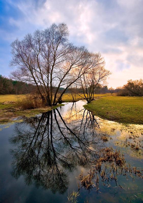 Ossow - Dluga River