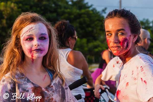 Zombie Bike Ride,  Fantasy Fest  2013  46