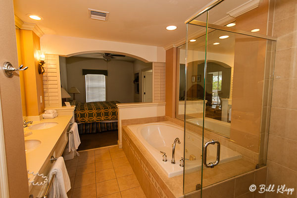 Master Bathroom, Hyatt Beach House 2