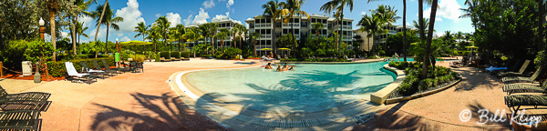 Zero Entry Pool, Hyatt Beach House Key West  4