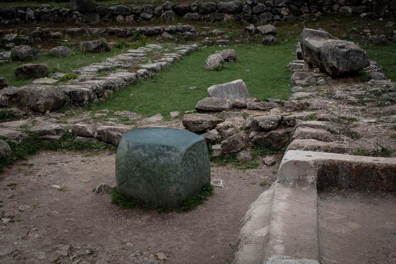 Hitite Ruins - Execution Block