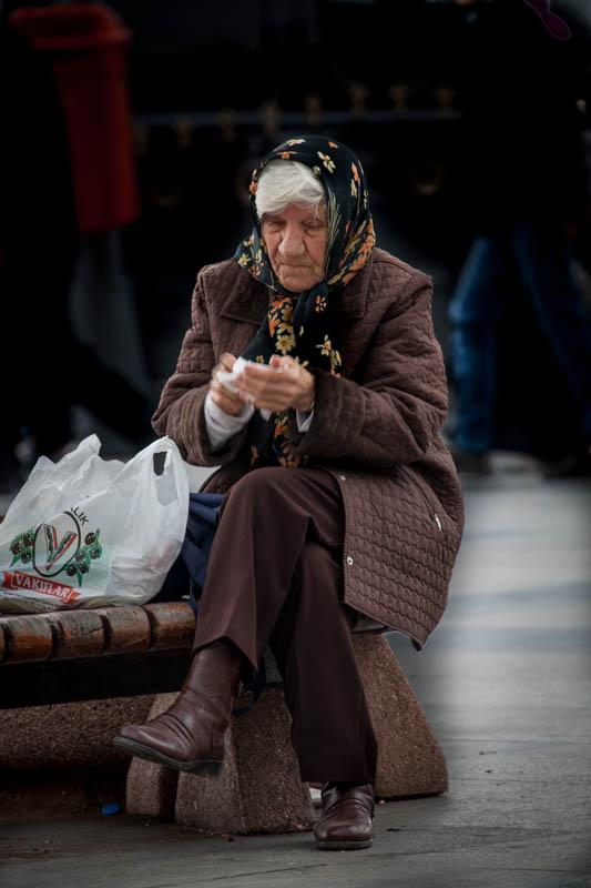 Local Woman - Istanbul