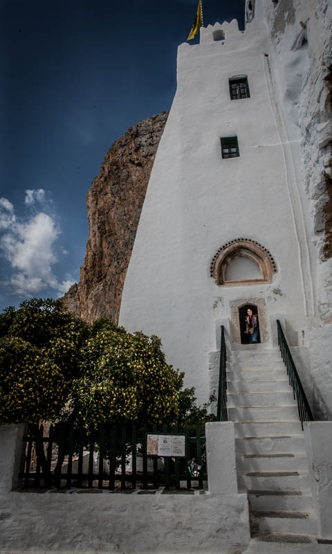 Hozoviotissa Monastery