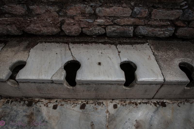 Bathroom in Ephesus