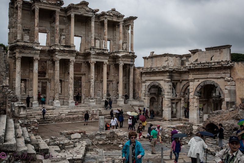 The Library in Ephesus
