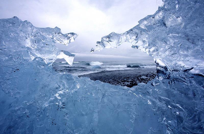 Icebergue, Iceland