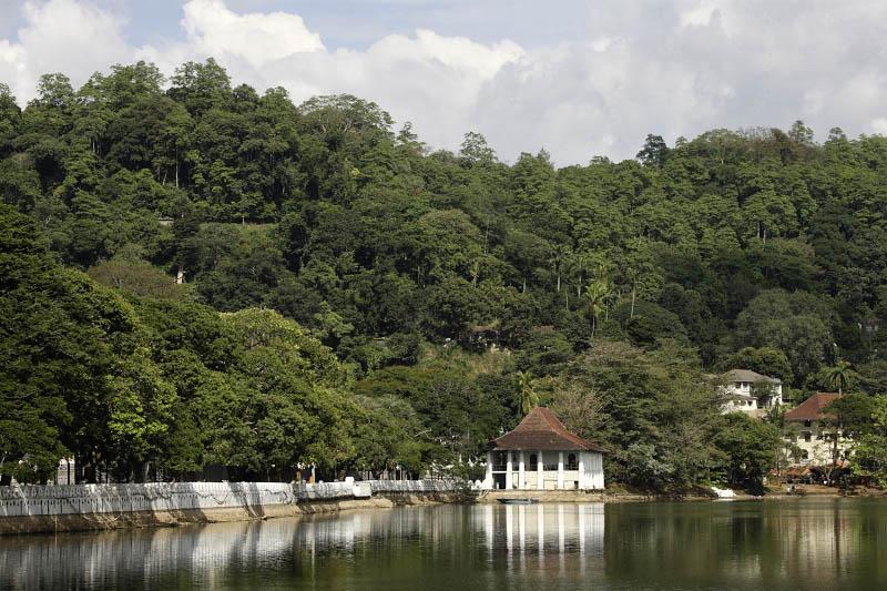 Around Kandy Lake