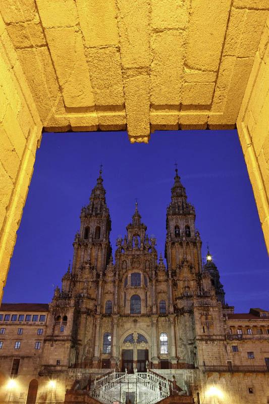 Santiago Compostela, Spain