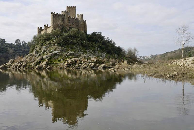 Almoural Castle, Portugal