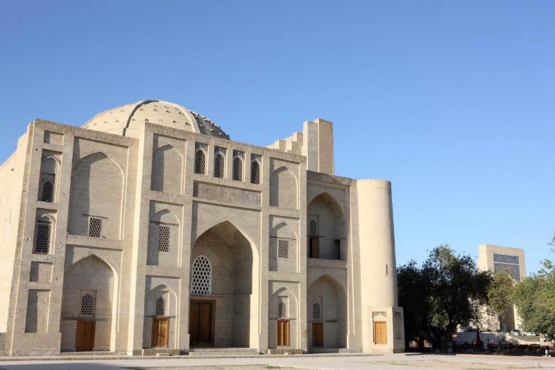 Bukhara, Lyabi-Hauz