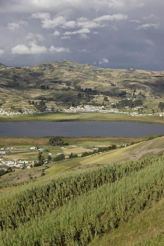 From Cuenca to Guaranda, Ecuador