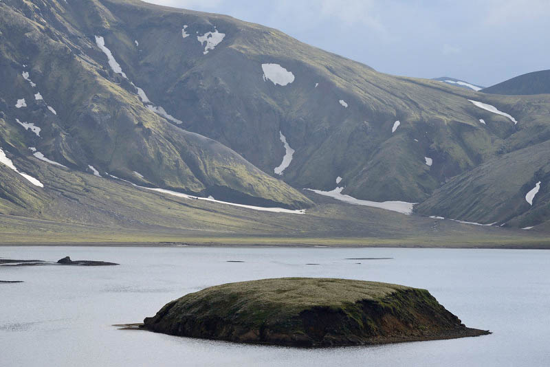 Landmannalaugar, Frostastadavatn