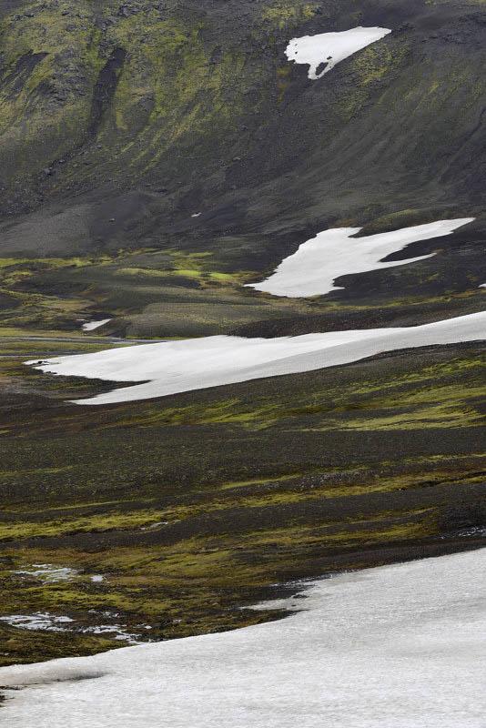 Road F208, from Eldgjá to Landmannalaugar