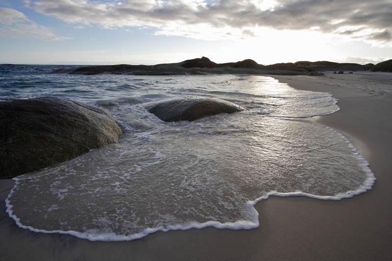 Green Pool beach, Australia