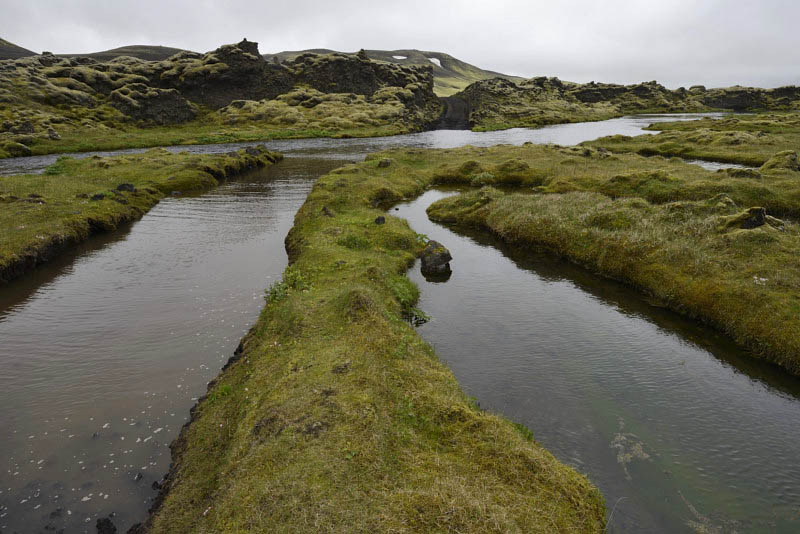 From Kirkjubaejarklaustur to Lakagigar
