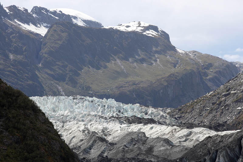 Franz Joseph Glacier, South Island, New Zealand