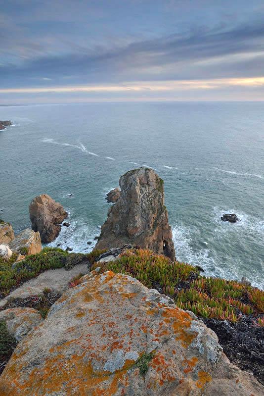 Near Roca Cape, Portugal