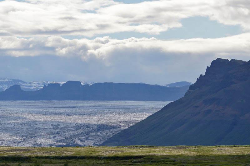 Skaftafellsjokull trail