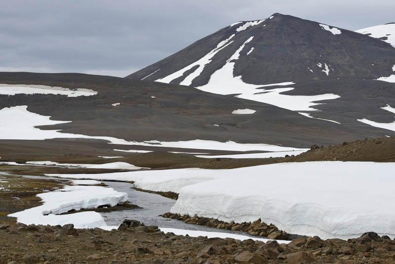 From Mývatn to Egilsstadir