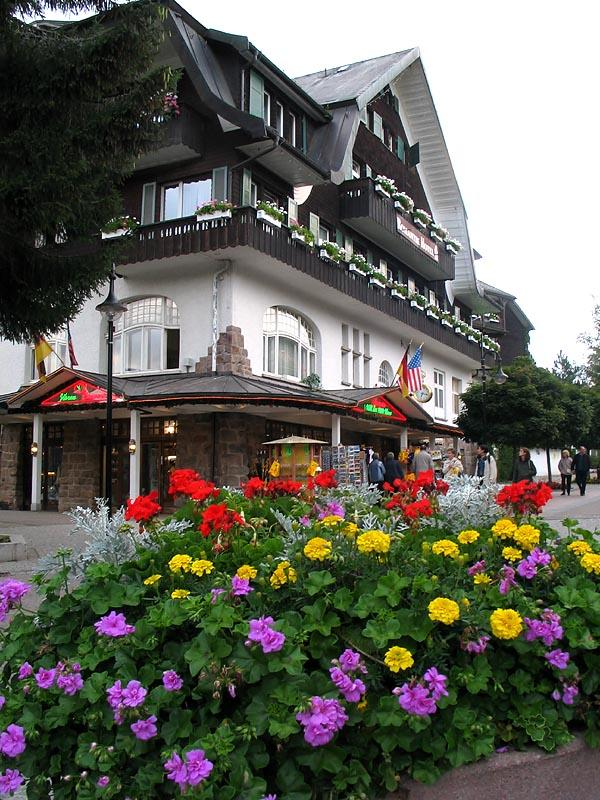 TITISEE - HOTEL